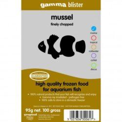 Gamma Blister Chopped Mussel, 95g