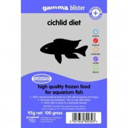 Gamma Blister Cichlid Diet 95g